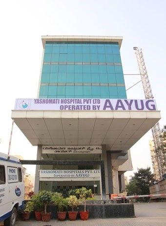 Yashomati Hospitals